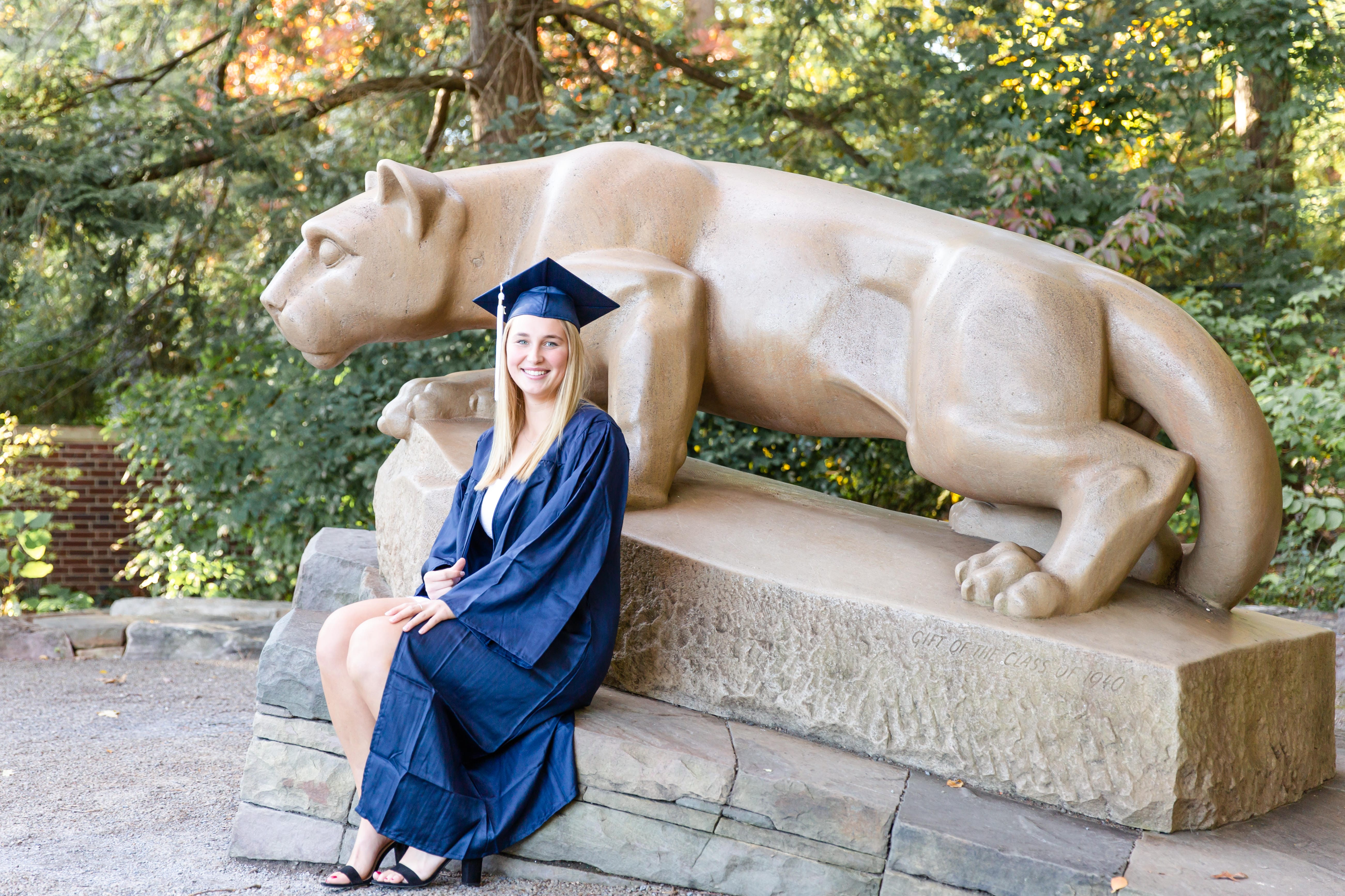 Penn State Lion Shrine