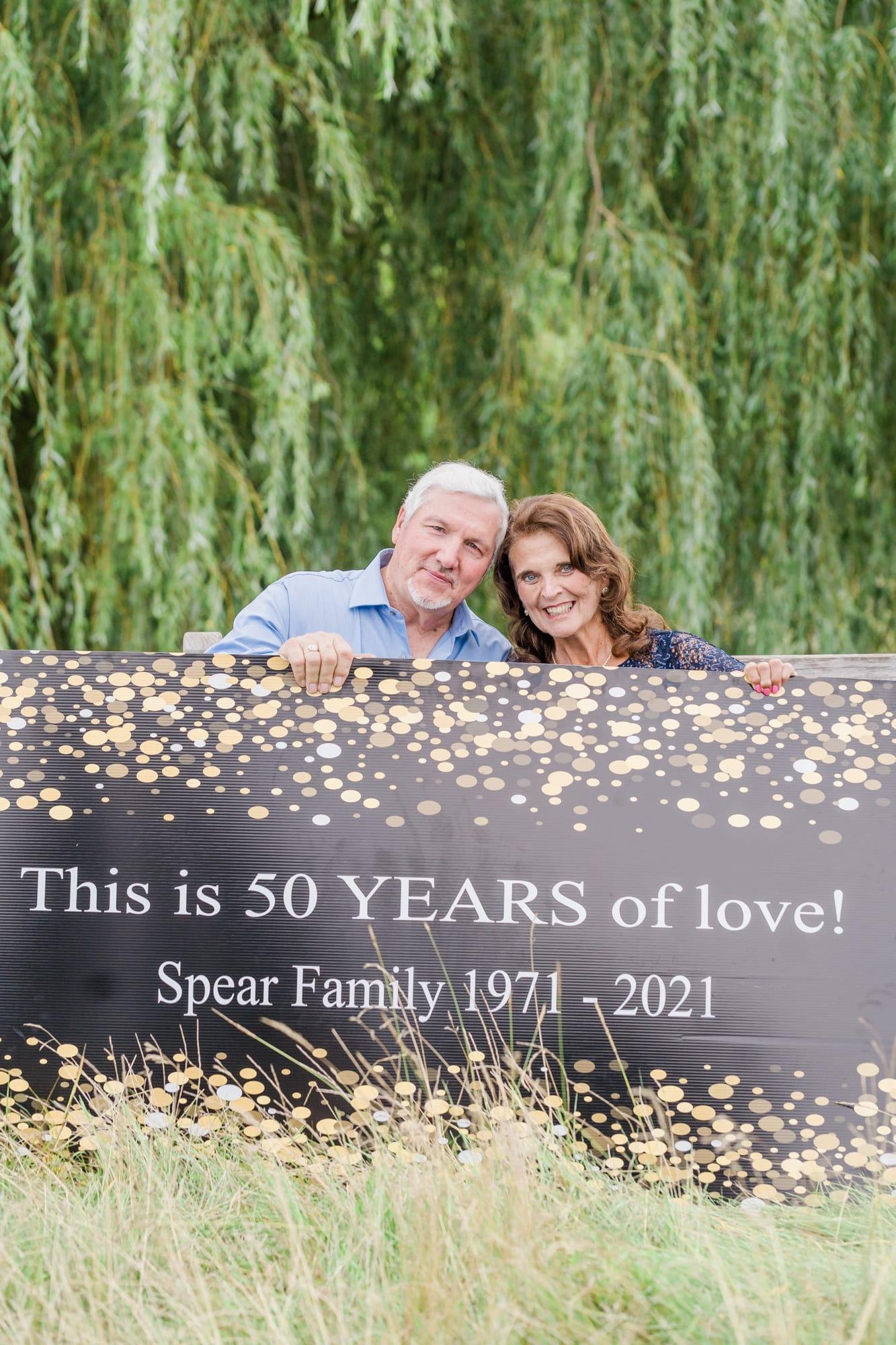 Celebrating 50th golden anniversary at Penn State arboretum