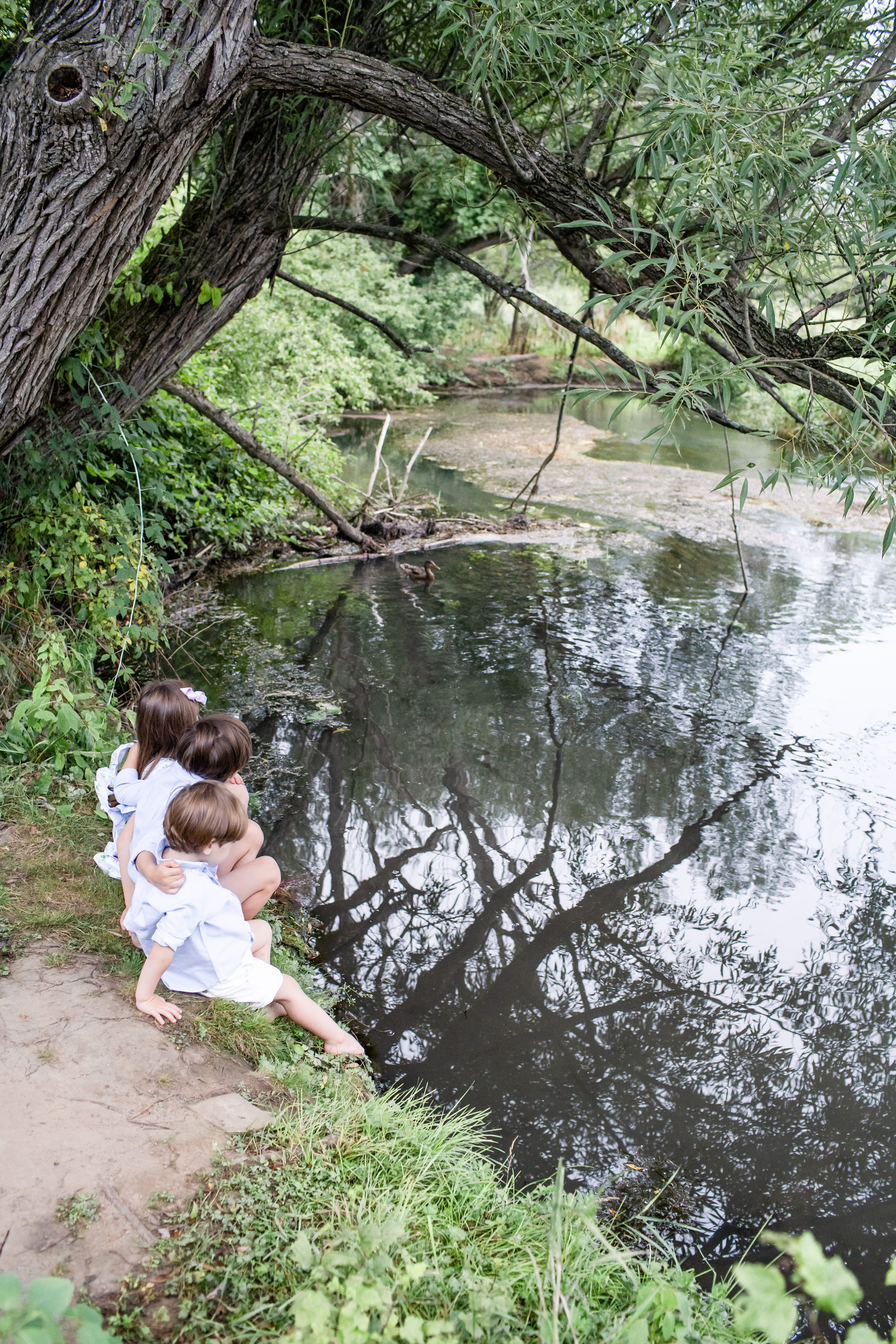 State College family photos at Millbrook Marsh