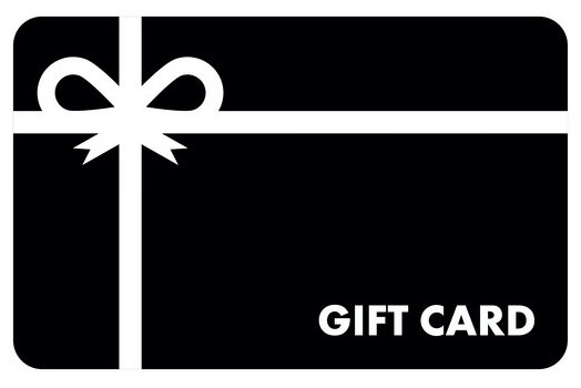 You may purchase a gift card in any amount