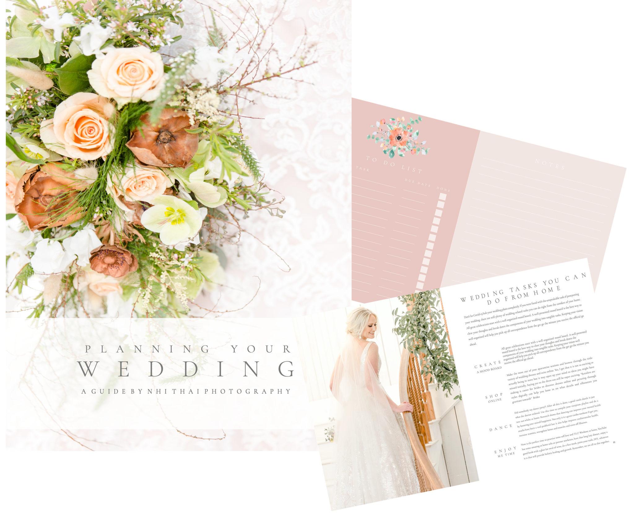 FREE! wedding planning guide