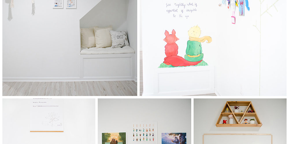 How to DIY Dry Erase Wall