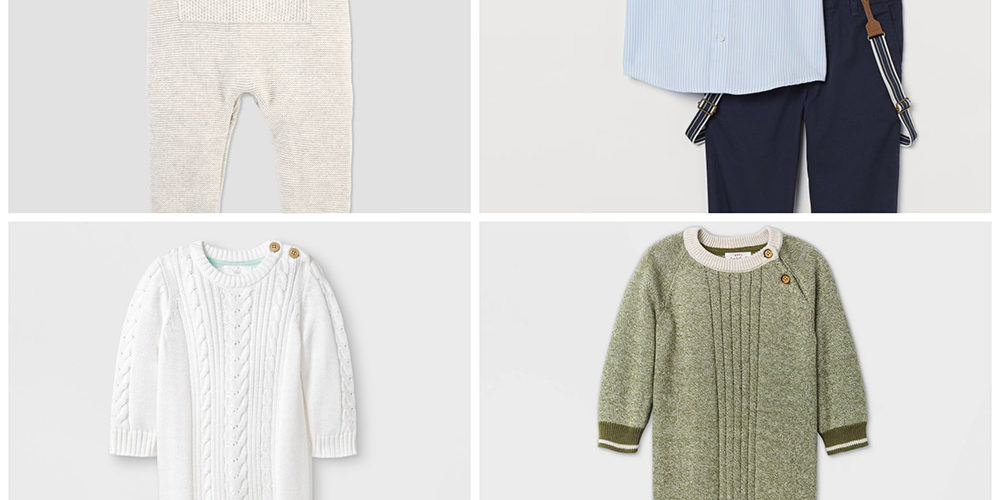 Boy Outfits Under $20 for Family Photos